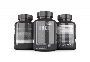 Ready Man ! Supplements - Rage Post Workout  Formula