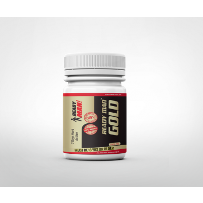 Ready Man Gold Capsules